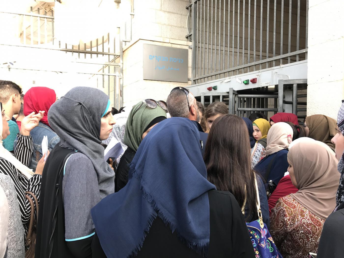 'È un inferno': l'incubo burocratico dei palestinesi di Gerusalemme Est
