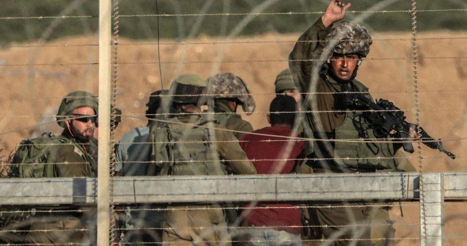 IOF rapiscono due bambini nel sud di Gaza