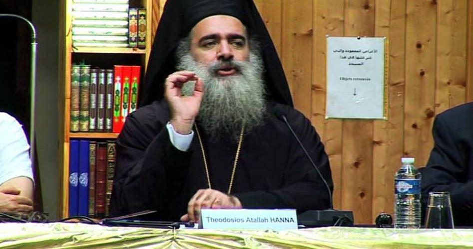 """Padre Hanna: Organizzazione """"Cristiani uniti per Israele"""" è un gruppo sospetto e non cristiano"""