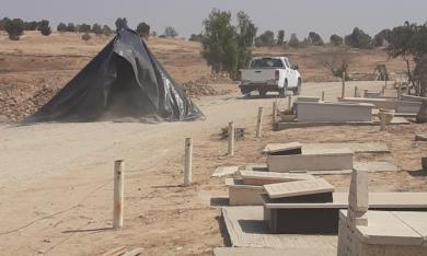 Israele condanna beduini a pagare 500 mila dollari per demolizioni