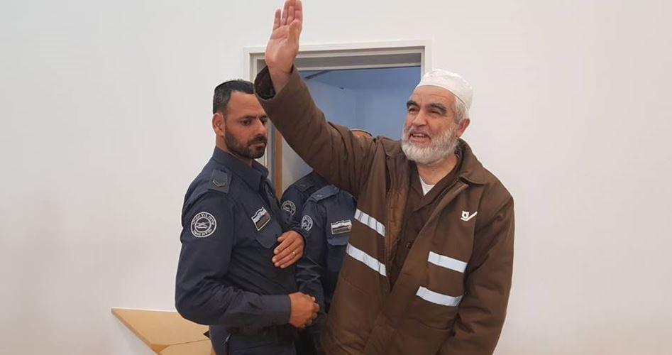 Corte israeliana estende periodo di cavigliera elettronica di Sheikh Salah