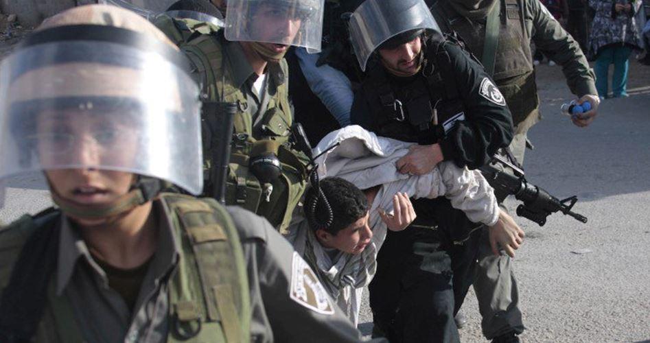 Infanzia nel mirino: forze israeliane rapiscono bambino di 11 anni