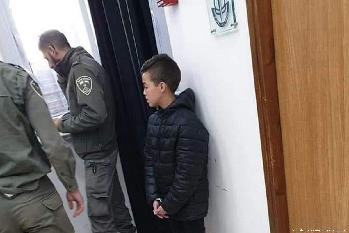 Israele multa minorenni palestinesi per un totale di 100 mila dollari
