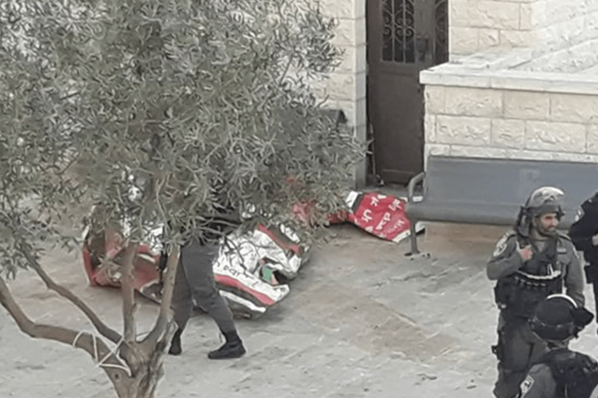 Incursioni delle forze israeliane a Issawiya continuano a sconvolgere palestinesi