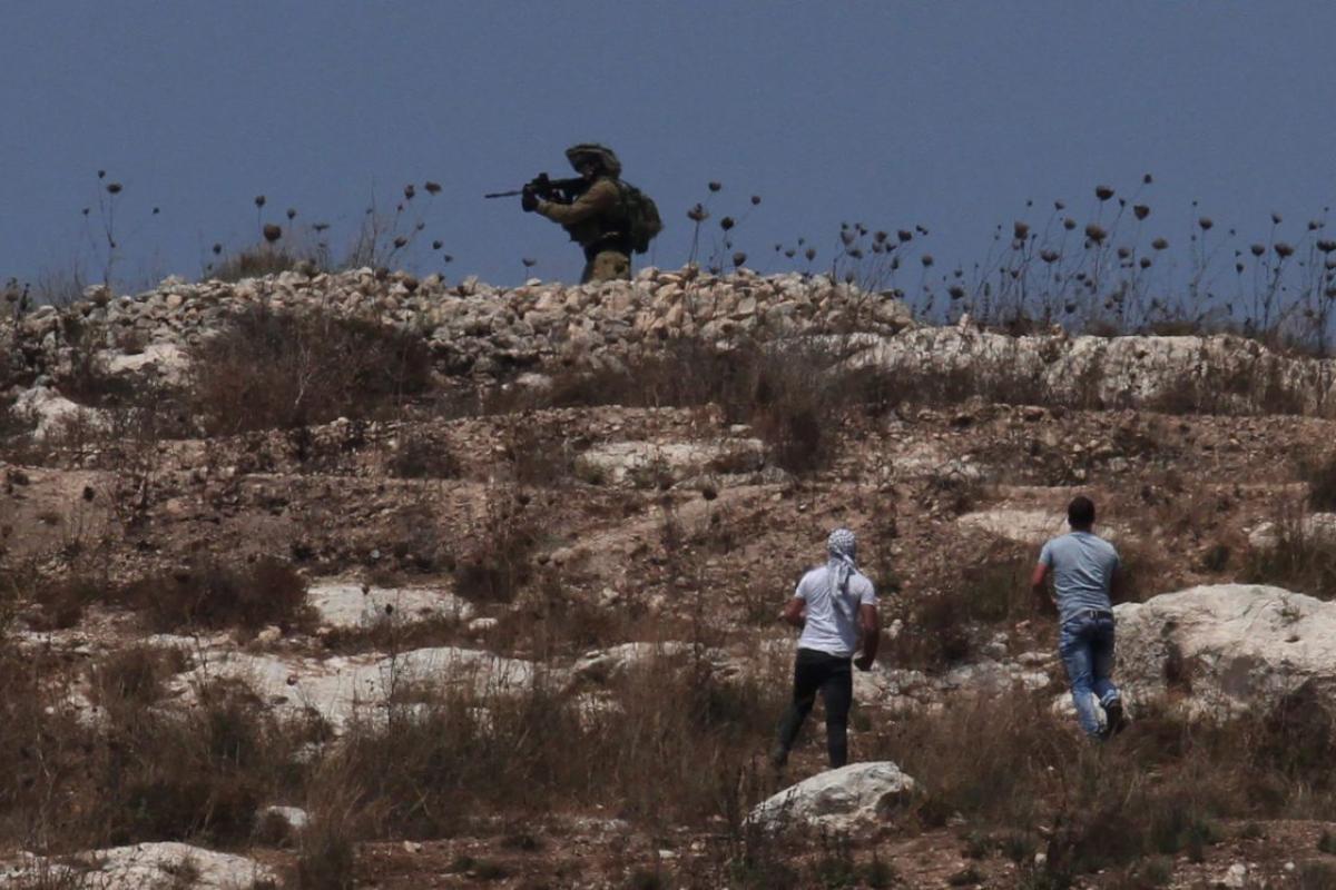 A luglio, 6 Palestinesi uccisi da aggressori israeliani