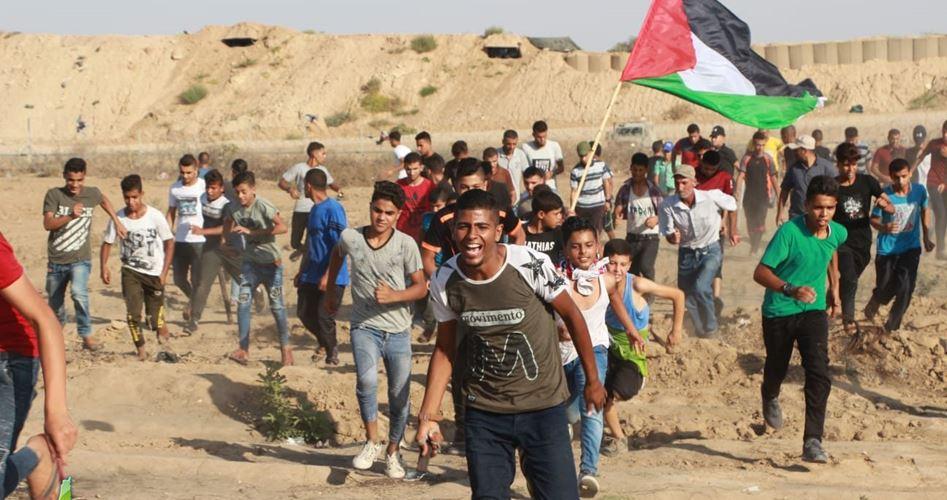 Striscia di Gaza, Grande Marcia del Ritorno: 75 feriti dalle forze israeliane
