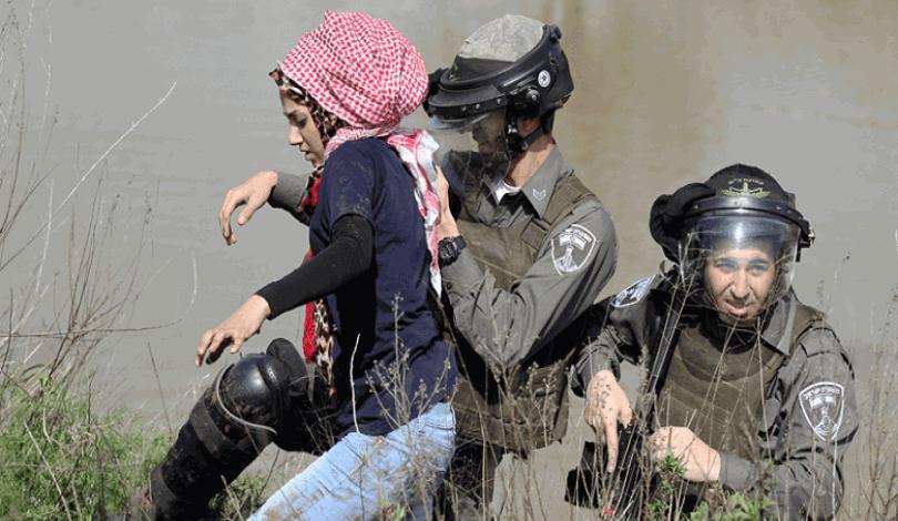 Dal 1967, Israele ha arrestato oltre 17.000 donne palestinesi