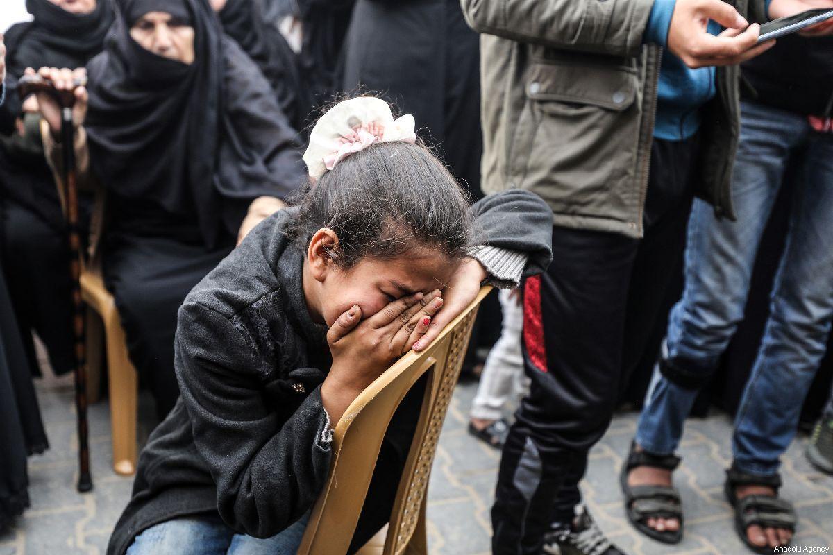 Israele ha ucciso 54 palestinesi a Gaza nella prima metà del 2019