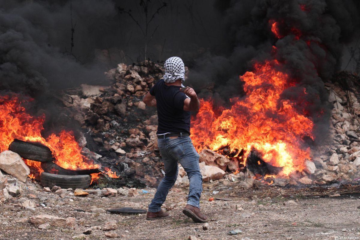 Rapporto dell'ANP: sta arrivando un'altra intifada in Cisgiordania