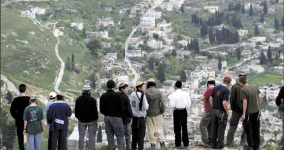 Orde di coloni invadono aree archeologiche della Cisgiordania