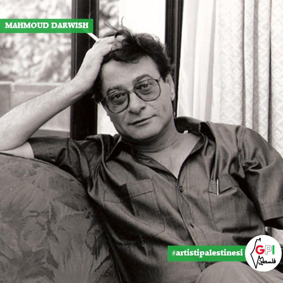 Mahmoud Darwish, il suo nome è ancora vivo tra i Palestinesi