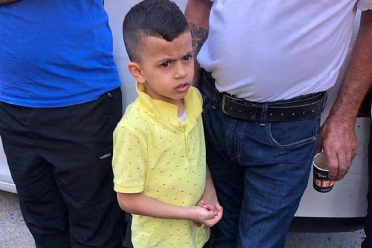Muhammad Elayyan è solo un bambino ma è stato convocato per un interrogatorio israeliano
