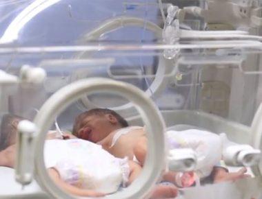 Video sulla crisi sanitaria nella Striscia di Gaza