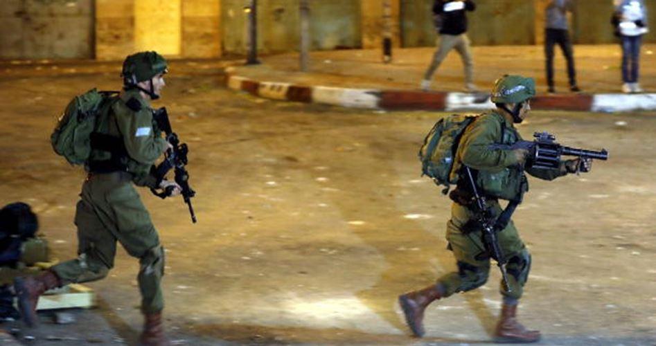 Scontri ad Azzun tra palestinesi e IOF