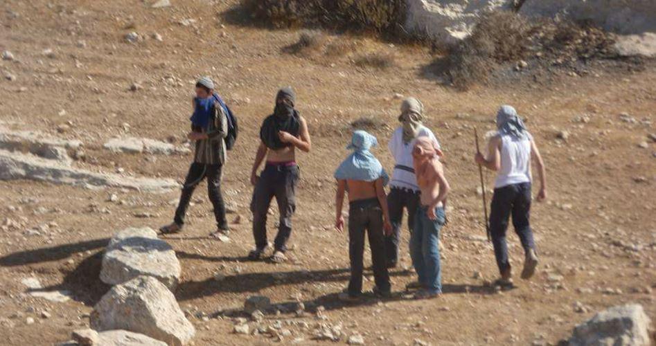 Coloni invadono Madama e si scontrano con gli autoctoni palestinesi