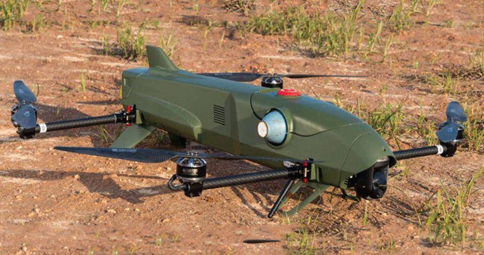 Striscia di Gaza, drone israeliano abbattuto dalla resistenza palestinese