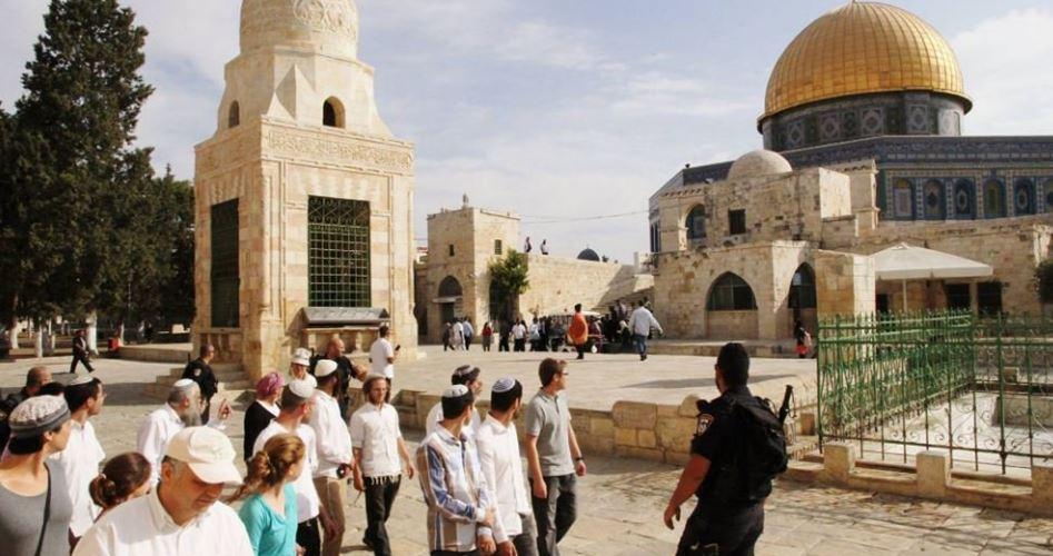 Gerusalemme, gruppi di coloni invadono al-Aqsa