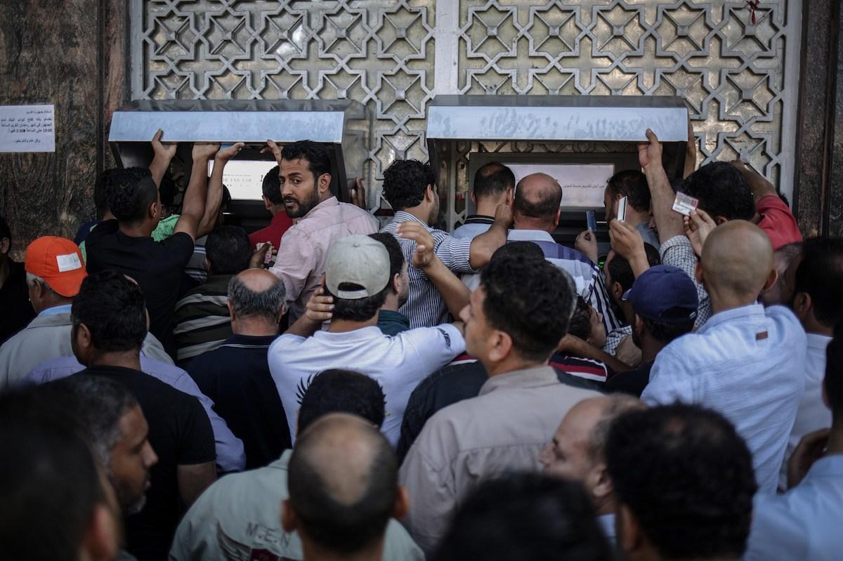 L'ONU prevede un grave crollo dell'economia palestinese