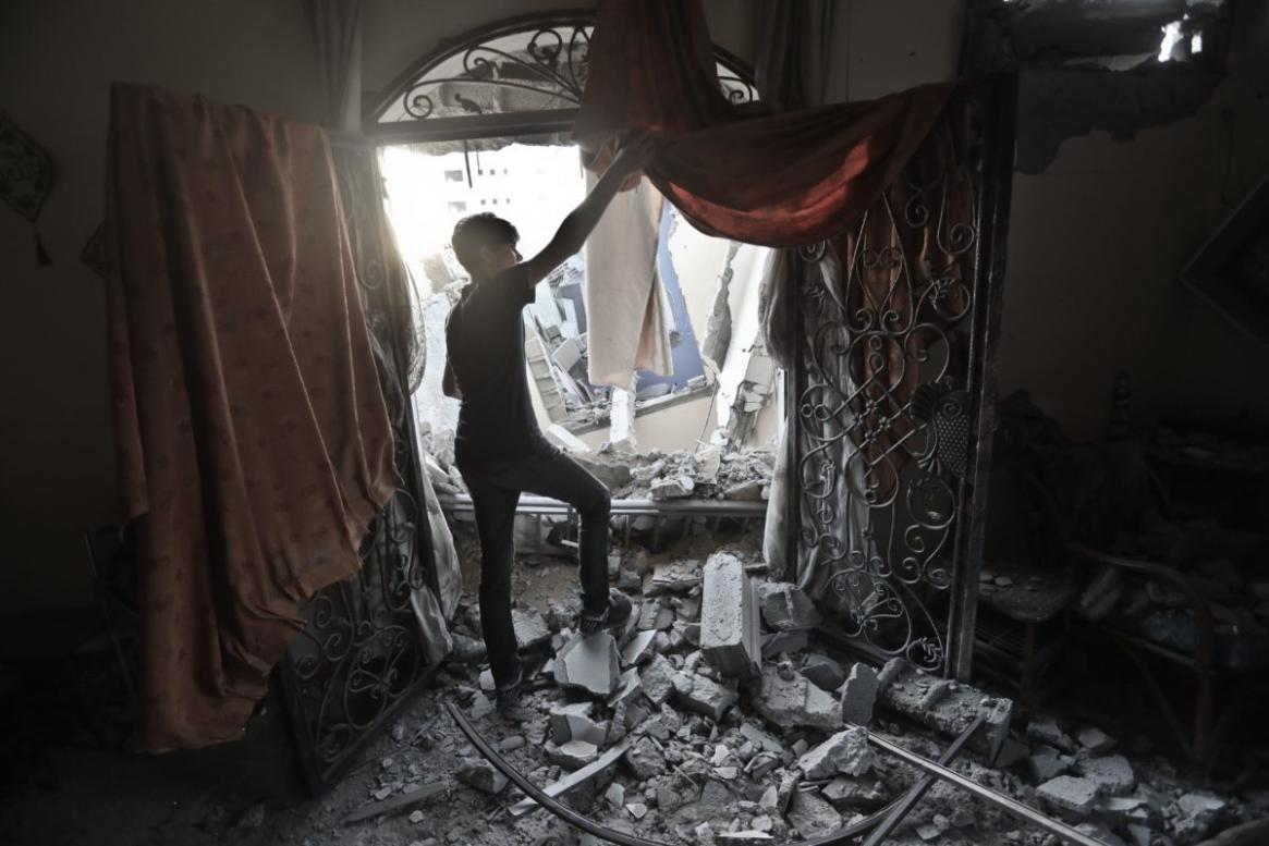 Il Kuwayt ricostruisce gli impianti industriali di Gaza
