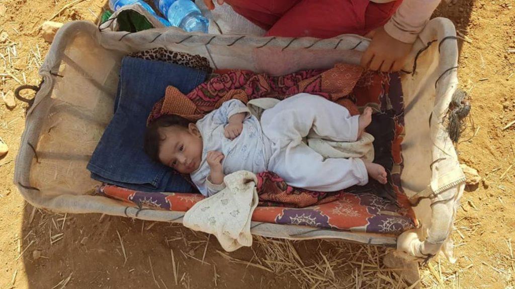 La morte di una neonata beduina