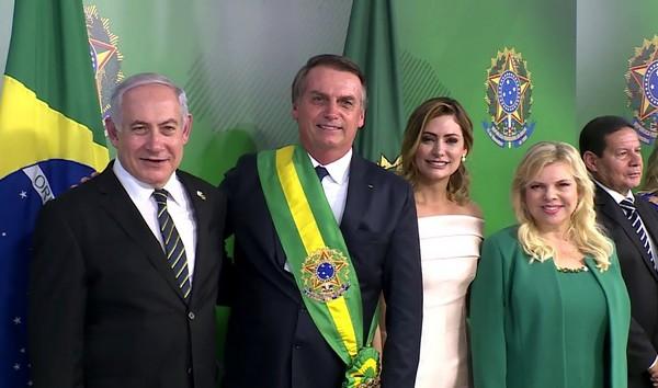 Netanyahu e Bolsonaro, un'alleanza a prova di fiamme
