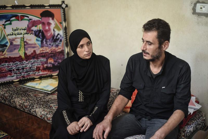 Israele spara ai bambini, poi li lascia sanguinare fino alla morte