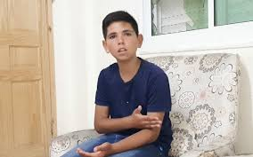Video su Saleh, 13 anni, rapito dalle forze israeliane a Gerusalemme