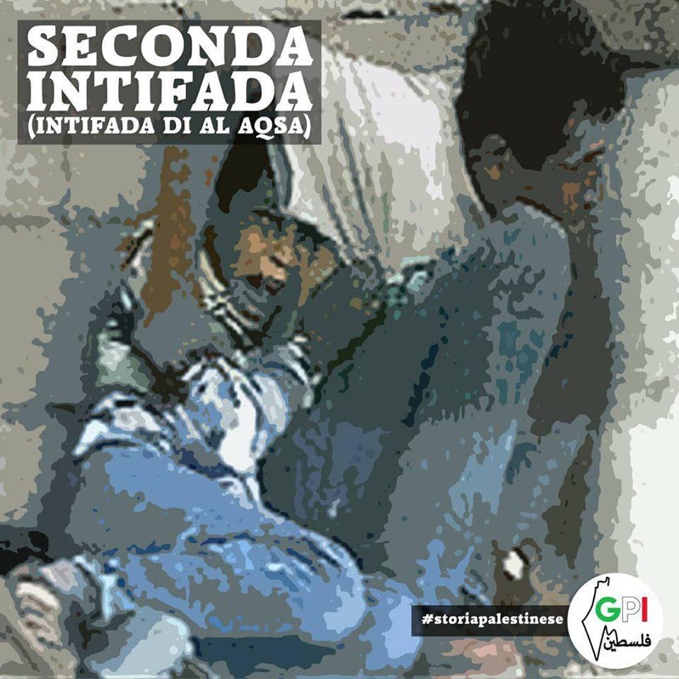 19 anni fa, la 2ª Intifada