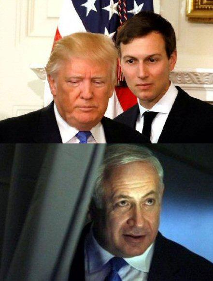 """Trattato di """"difesa reciproca"""" discusso da Trump e Netanyahu"""