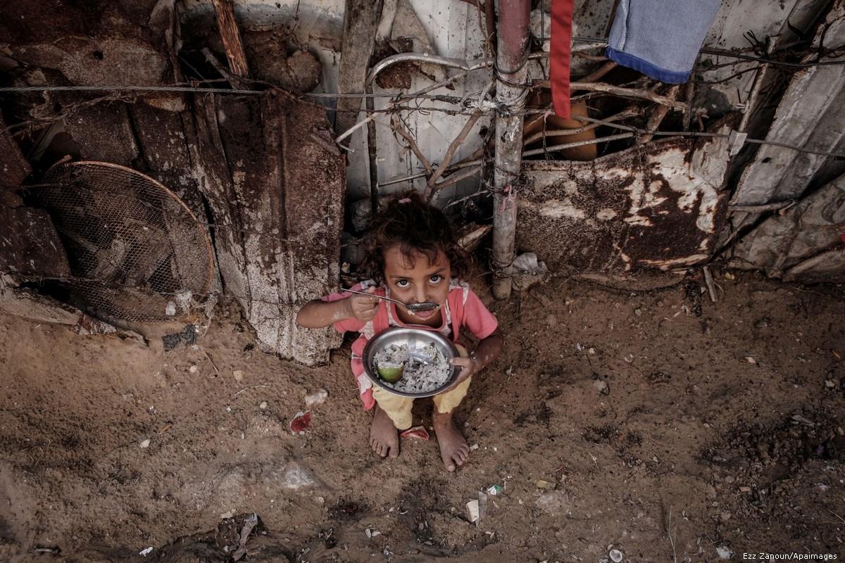 Gaza: povertà e disoccupazione al 75%