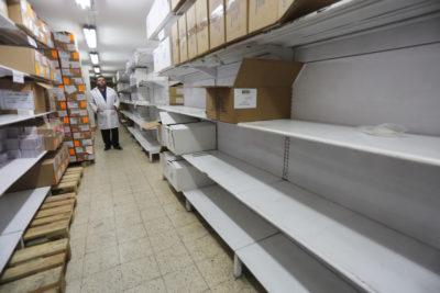 Crisi sanitaria a Gaza:aumentano le infezioni ossee per la carenza di farmaci essenziali