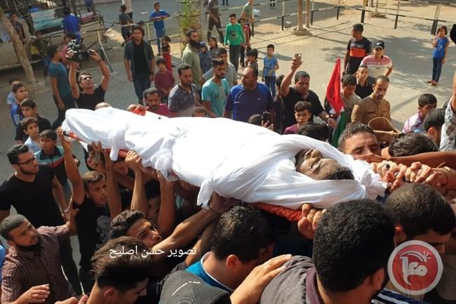 Il commiato alla salma del giovane Shahin trattenuta per un anno da Israele