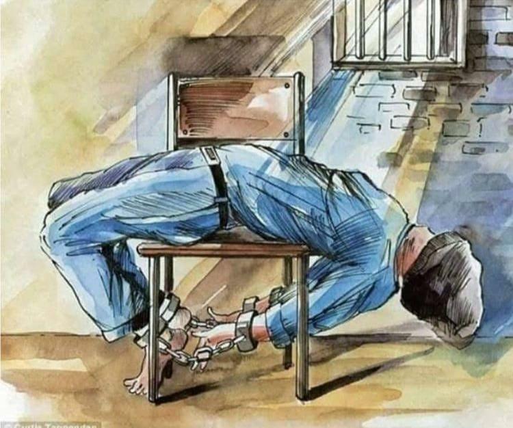Il prigioniero Arbid, le torture e le violazioni israeliane