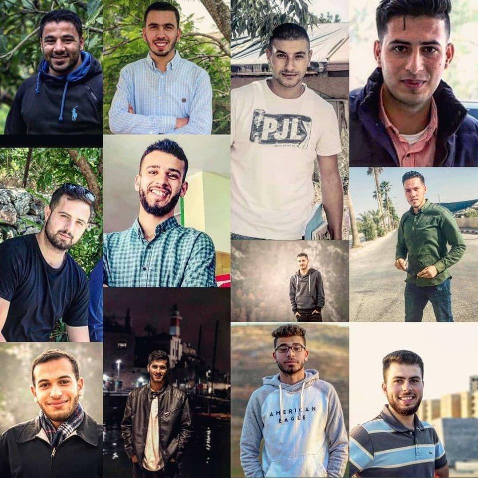 Studenti palestinesi nel mirino d'Israele