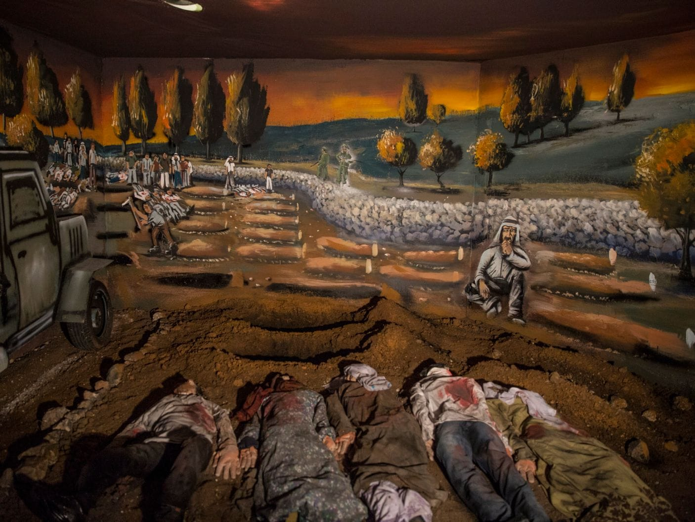 63 anni fa il massacro (impunito) israeliano di Kafr Qasem