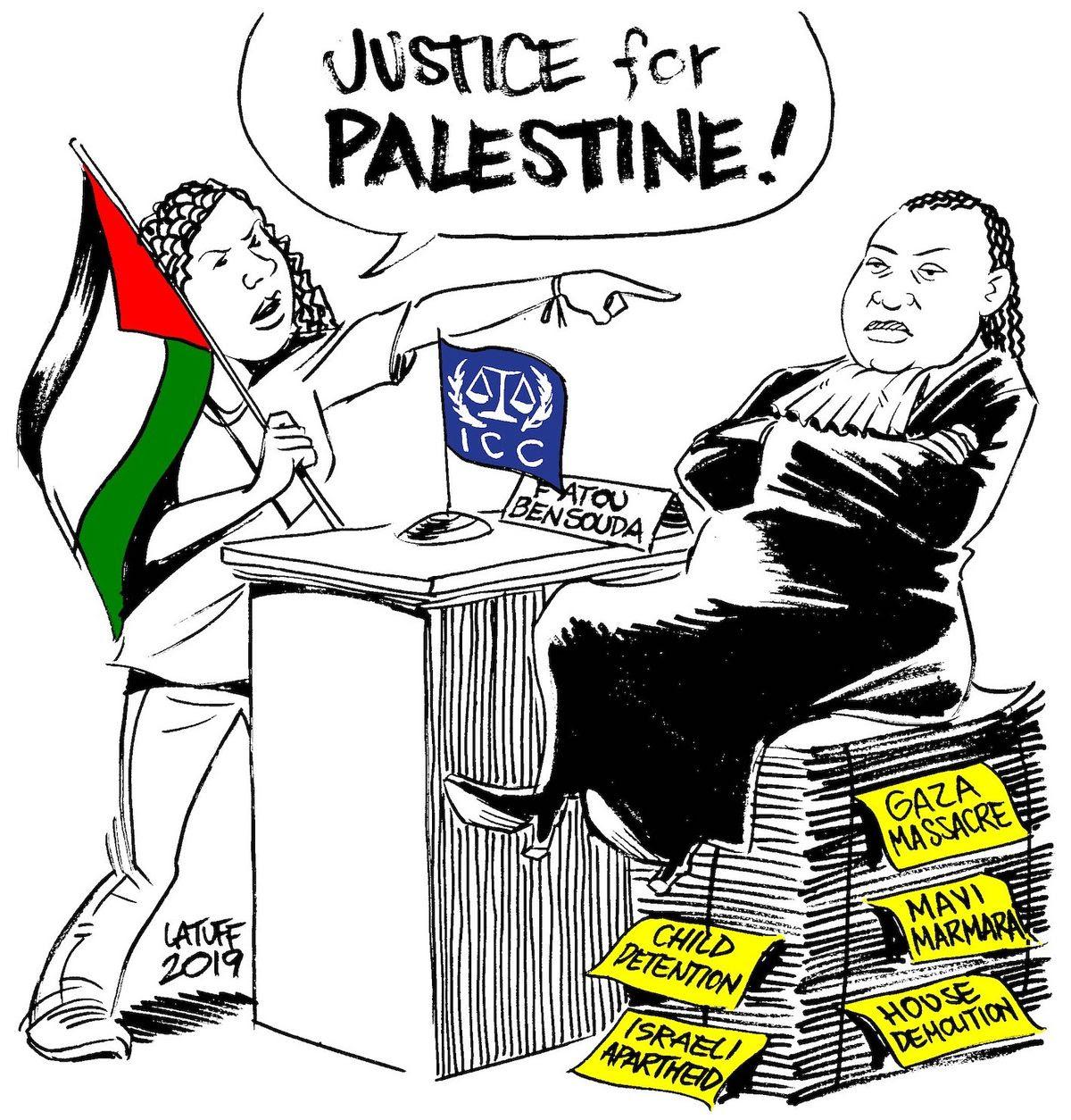 Appello europeo per manifestazione davanti alla CPI il 29 novembre