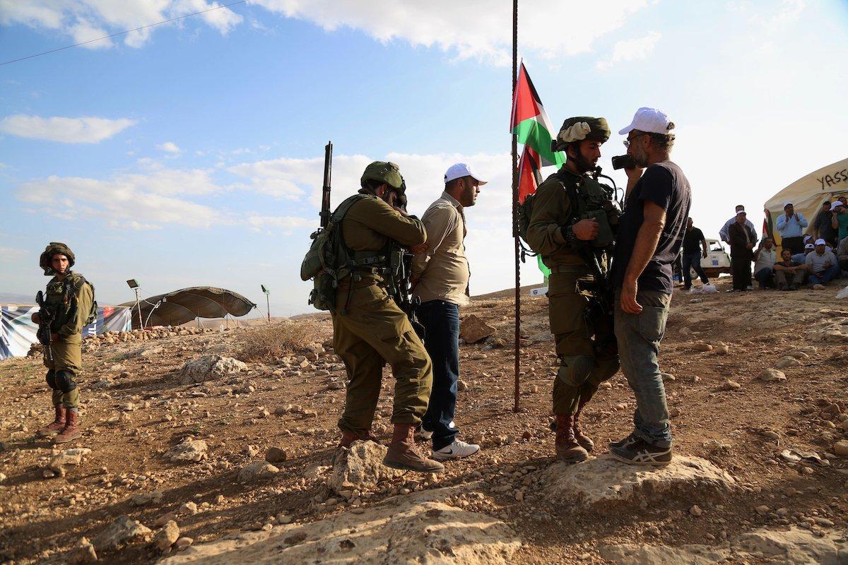 """Israele ha rubato il """"90% della Valle del Giordano"""""""