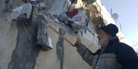 Altre case palestinesi demolite in Cisgiordania