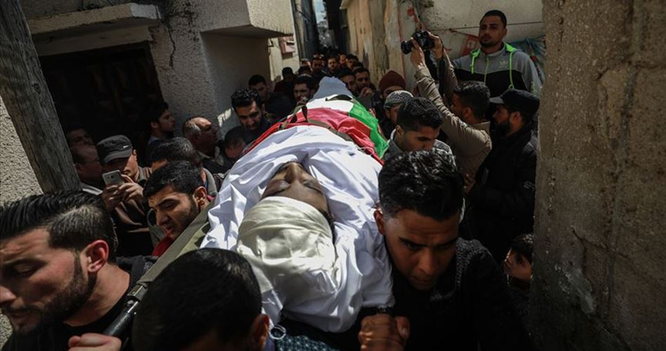Muore gazawi ferito durante attacco israeliano di inizio novembre