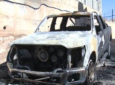 Coloni effettuano atti vandalici a Ramallah