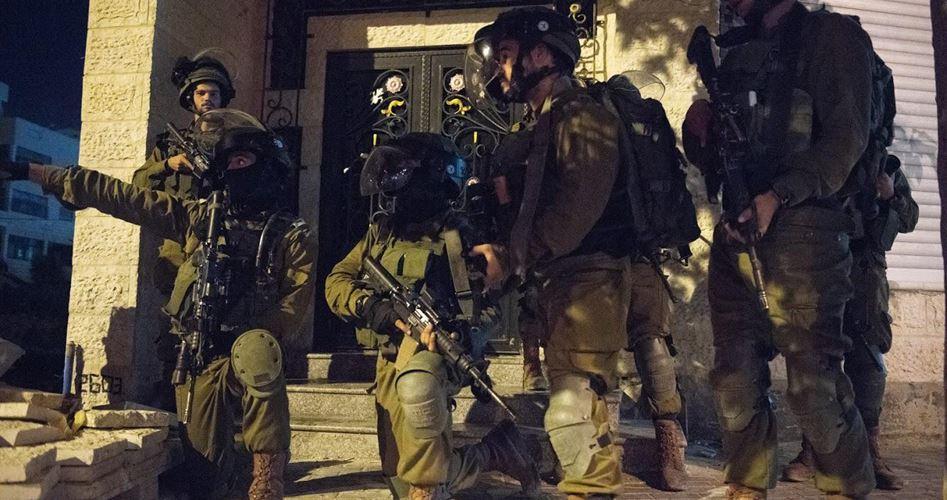 Palestinesi feriti durante raid delle IOF a Gerusalemme