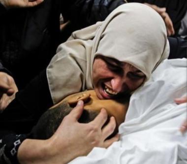 """Striscia di Gaza, Al-Kaila: """"Un terzo dei morti palestinesi sono donne e bambini"""""""