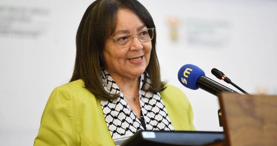 Ministro Sudafricano richiede un'azione urgente per liberare la Palestina