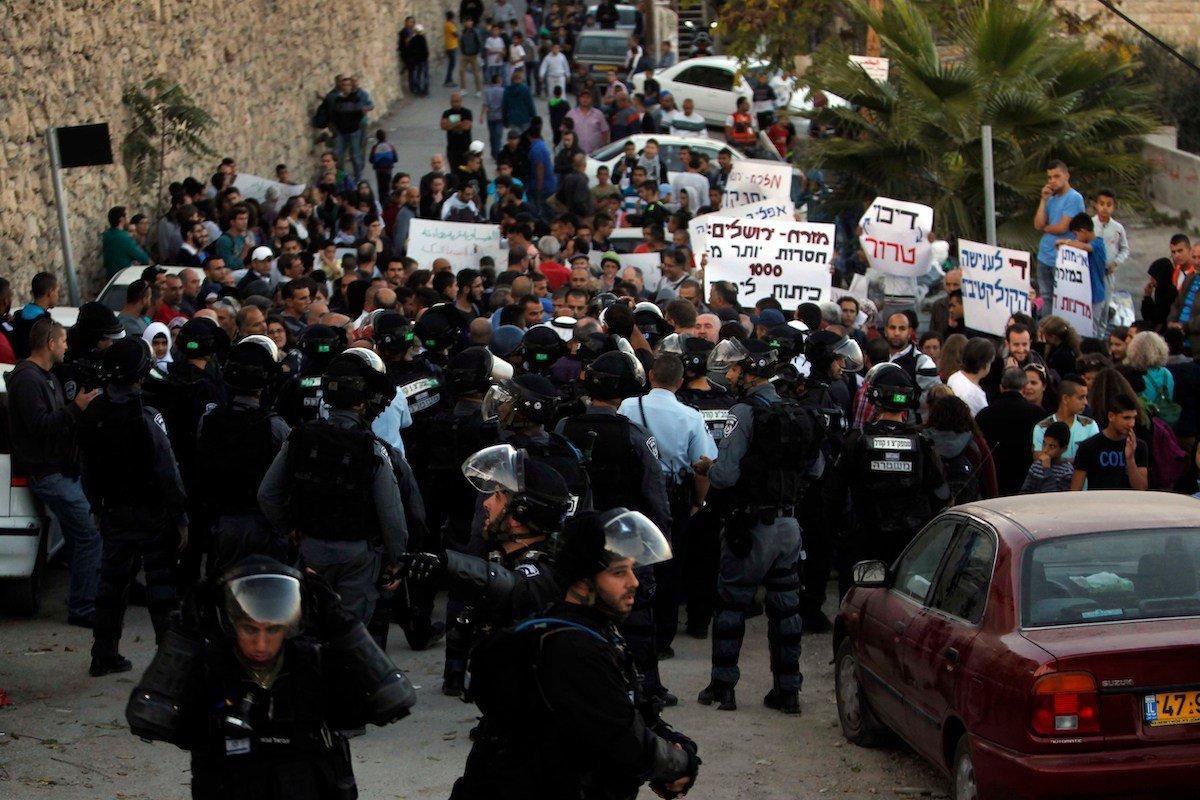 Il tasso di crimini contro gli arabo-israeliani rivela un'intollerabile discriminazione statale