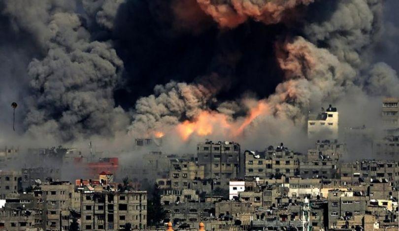 Bombardamenti israeliani sulla Striscia di Gaza: sale a 23 il numero delle vittime. 70 i feriti