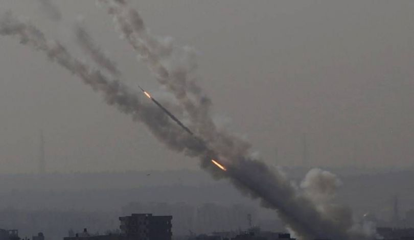 La resistenza palestinese ha lanciato 400 razzi contro Israele, in risposta ai bombardamenti