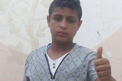 Soldato israeliano condannato a un mese di servizi sociali per l'uccisione di un bambino palestinese durante la protesta della GMR nella Striscia di Gaza