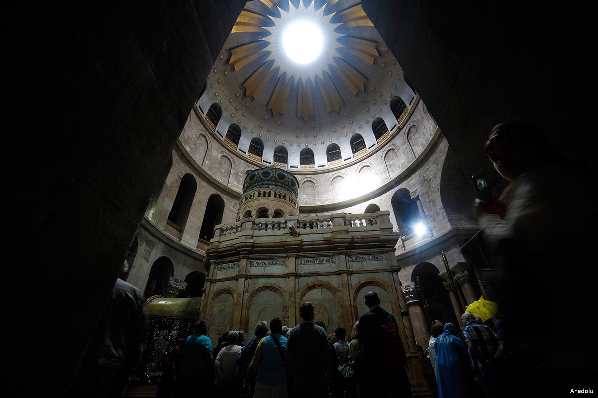 La pulizia etnica israeliana dei palestinesi cristiani di cui nessuno parla