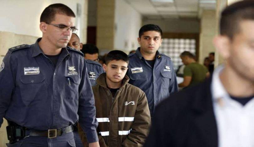 5500 arresti di minori dall'Intifada di Gerusalemme