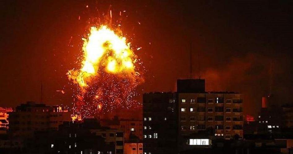 Striscia di Gaza, bombardamento aereo israeliano uccide un Palestinese e ne ferisce altri 2
